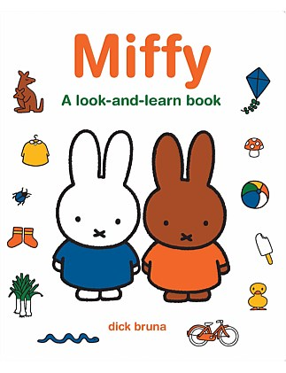 Miffy - A look-and-learn book
