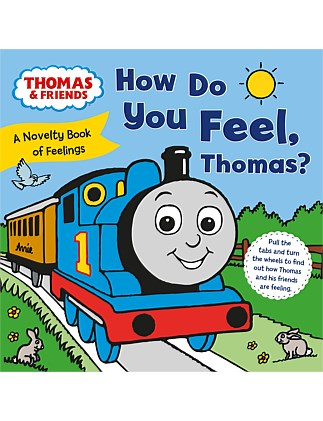 Thomas & Friends - How Do You feel Thomas
