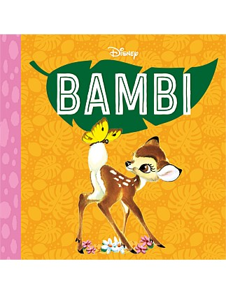 Disney Bambi Board Book