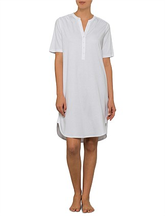 Placket Night Dress