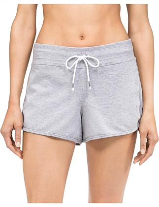 Embroidered Logo Terry Trackshort