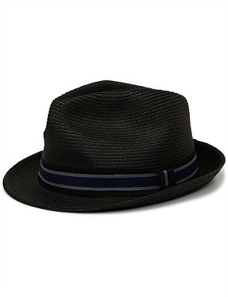 TRILBY W THREE TONE BAND