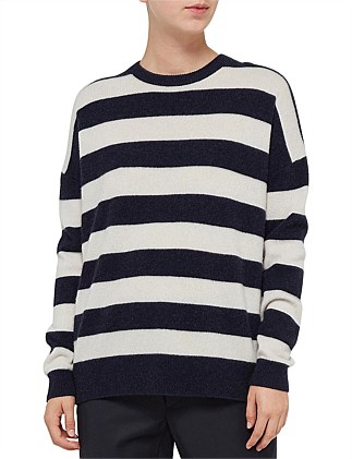 Paterson Stripe Sweater
