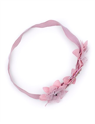 Bird Butterfly Stretch Headband