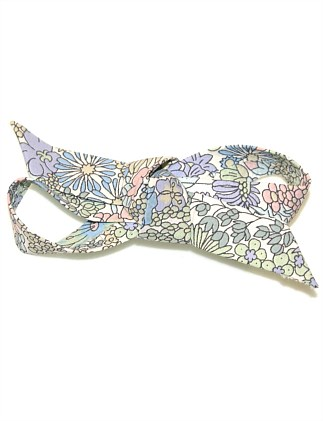 LIBERTY MARGARET ANNIE BIG BOW CLIP