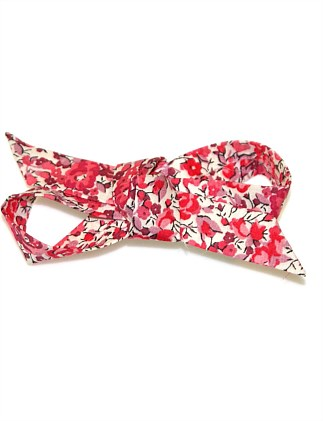 LIBERTY EMMA & GEORGINA BIG BOW CLIP