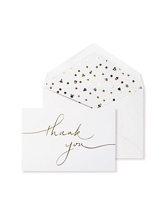 APW Boxed Thank You Cards