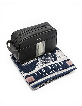 2dc57a53a44026 WASHBAG AND TOWEL GIFT SET Special Offer On Sale. Ted Baker