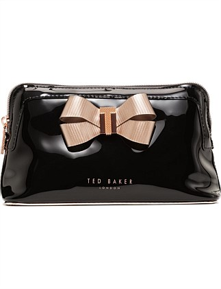 8f674f7bc7 Bow Makeup Bag. Ted Baker