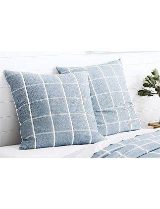Willowvale European Pillowcase - Single