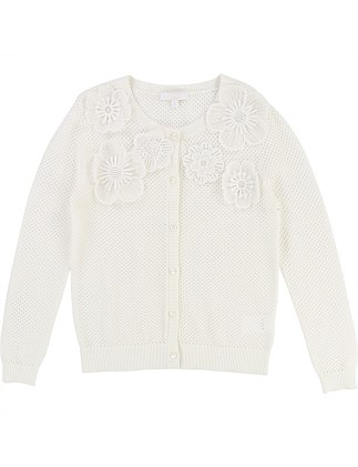 Girls  Summer Enfant Knitted Cardigan(4 Years)