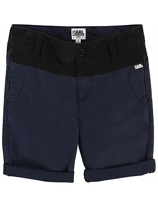 Summer Klub Short(8-14 Years)