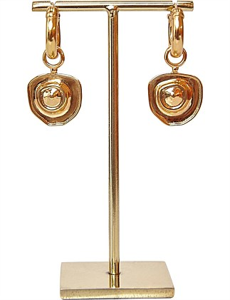 Coptic single breast earring