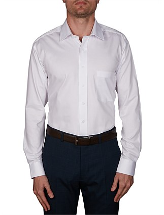 NON IRON TWILL CLASSIC  FIT SHIRT
