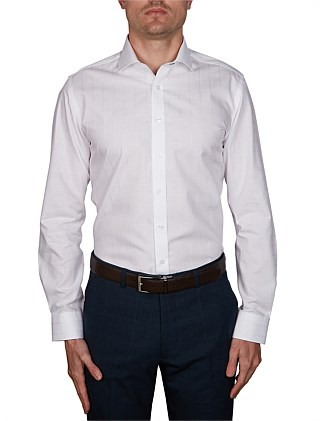 FANTOME CHECK SLIM FIT SHIRTS