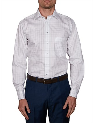 MONTE CARLO CHECK CLASSIC FIT DC SHIRT