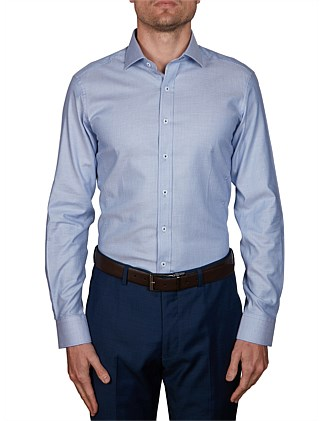 TRINIDAD STRETCH TWILL BODY FIT SHIRT