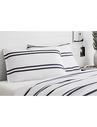 Allbany Standard Pillowcase - Pair
