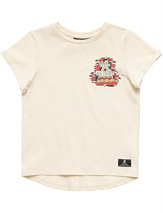 In Pizza We Crust S/S T-Shirt (Boys 3-8 Years)