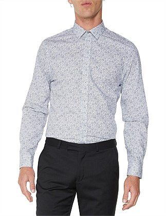 LS PAISLEY CAMDEN FIT SHIRT