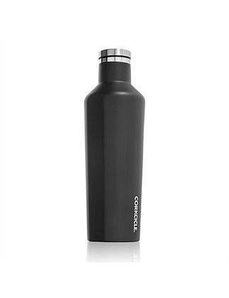 Corkcicle 16oz Canteen Matte Black