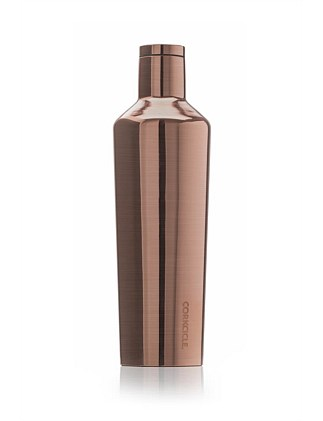 Corkcicle 25oz Canteen Copper