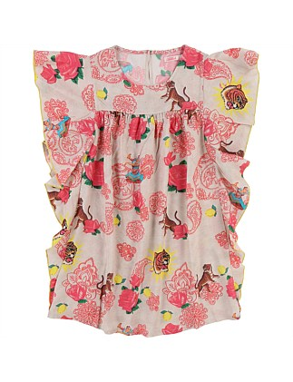 Spring  Unique Dress(8-12 Years)