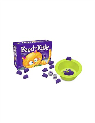 Feed The Kitty A Delicious Game of Mice and Dice
