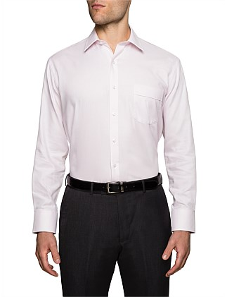 FINE CHECK CLASSIC FIT SHIRT