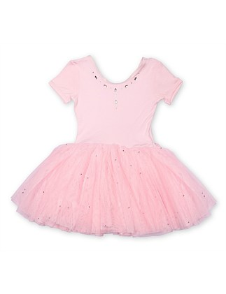 Teardrop Diamante Tutu Dress