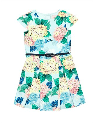 Floral Dress (Girls 3-7 Years)