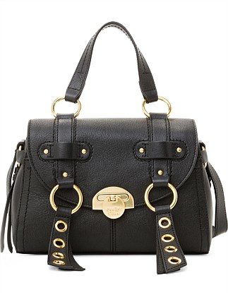 ALLEN SMALL SATCHEL BAG