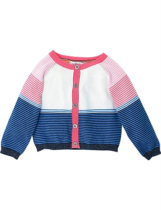 Kindred Cockatoo Cardi (Girls 3-7 Years)