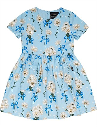 Buttercup S/S Dress (Girls 3-8 Years)