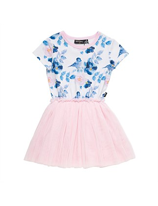 d371f45de Blue Bird S S Circus Dress (Girls 3-8 Years) Special Offer On Sale Exclusive