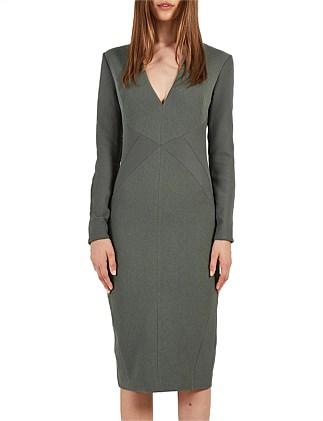 Rebecca Vallance ANISE L/S DRESS
