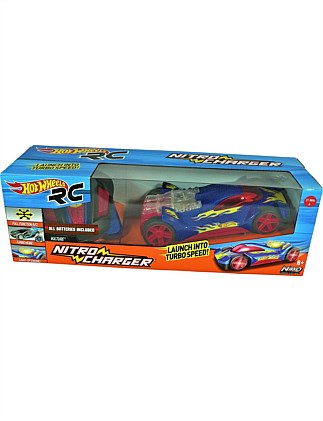 Nikko Hot Wheels Charger Vulture