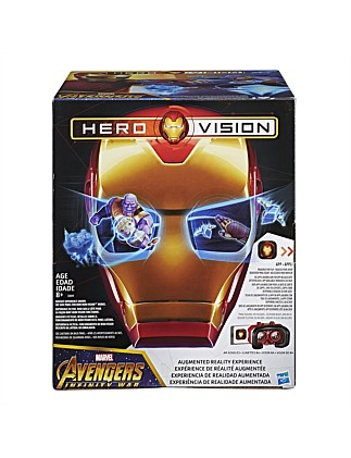 AVN HERO VISION IRON MAN AR MASK