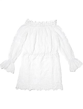Gardenia Lace Dress (Girls 3-7 Years)