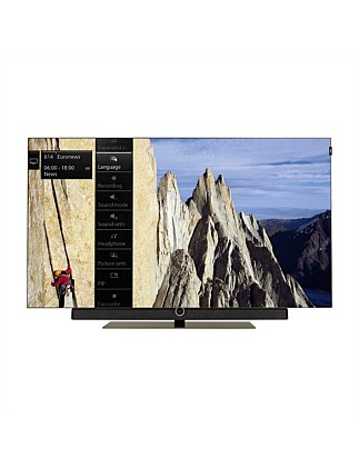 LOEWE BILD 5.55 OLED 4K UHD TV WITH TABLE STAND