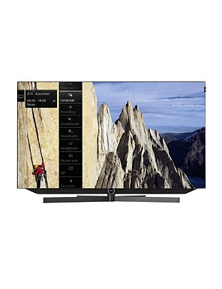 LOEWE BILD 7.55 OLED 4K UHD TV W MOTORISED TABLE STAND