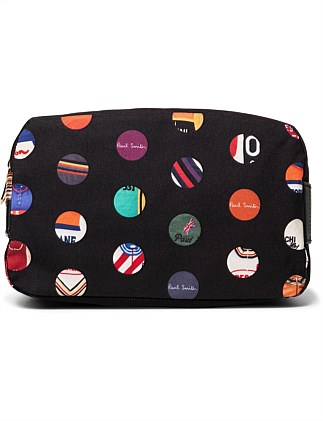 CYCLE JERSEY DOT WASHBAG