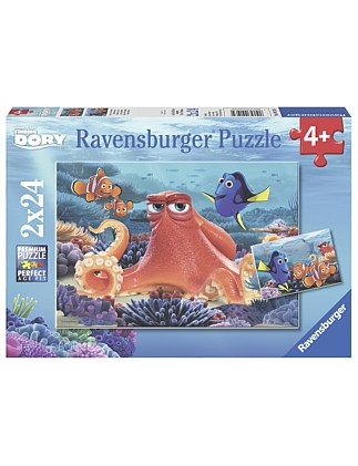 Ravensburger Disney Finding Dory Puzzle 2x24pc