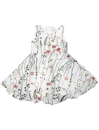 Jasmin Dress (Girls 3-7 Years)