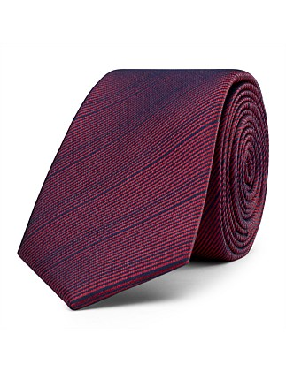 Nevan Formal Tie with Tie Bar