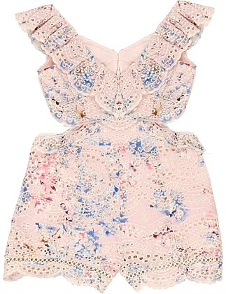 Jasmine Floral Romper (Girls 8-14 Years)