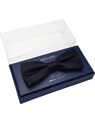 SILK FORMAL BOW TIE