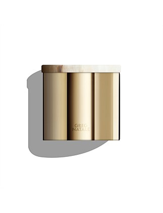 Cocolux Greg Natale Brass Candle - Controversy 600g