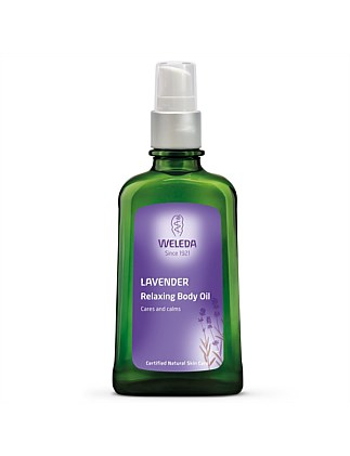 Lavender Relaxing Body Oil, 100ml