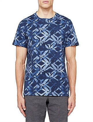 d80a44a0e WOOF YARDAGE PRINT TEE. Ted Baker